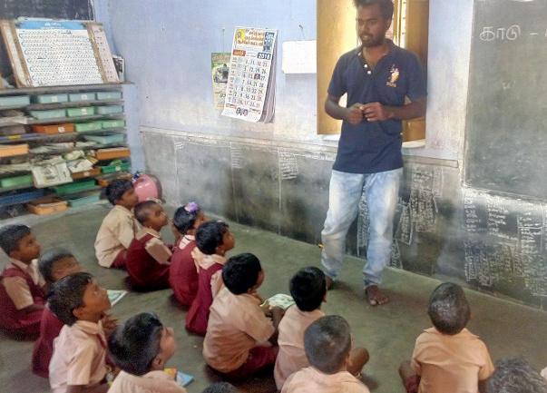 Help To Build Community Park For 105 Rural School Children