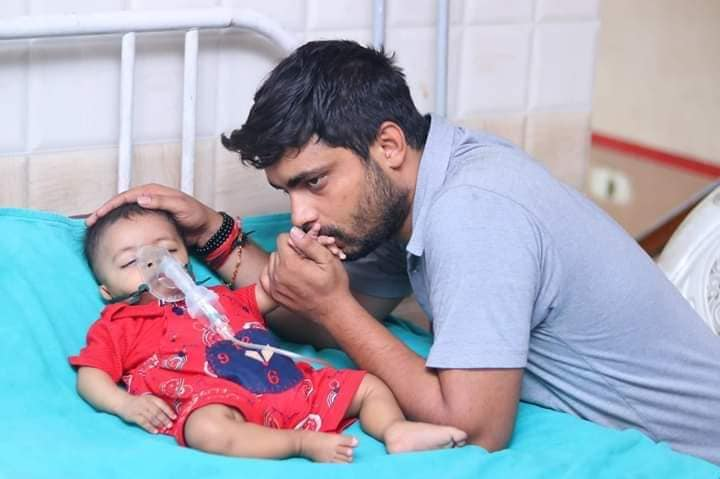 Disabled Father Struggles To Save 6-Month-Old From Heart Failure